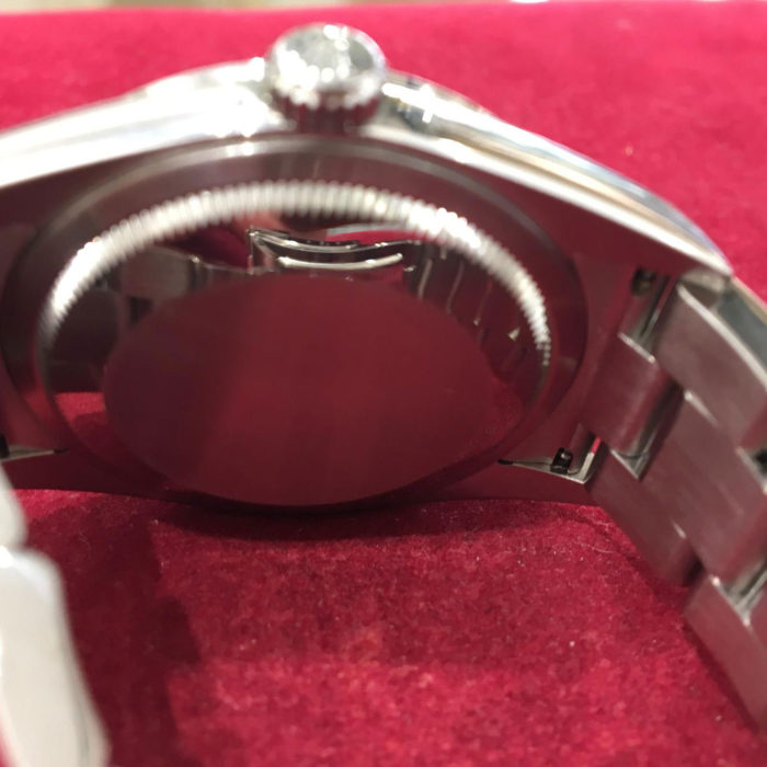 Rolex Explorer, acciaio, anno 2007, automatico, scatola e garanzia negozio 1 anno.