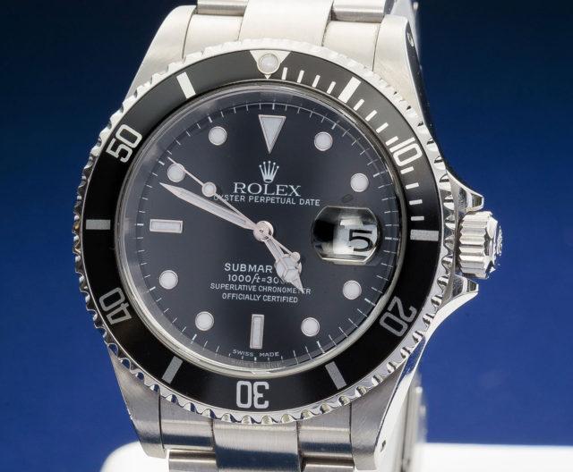 Rolex Submariner Usati Firenze: Storia del Rolex Submariner