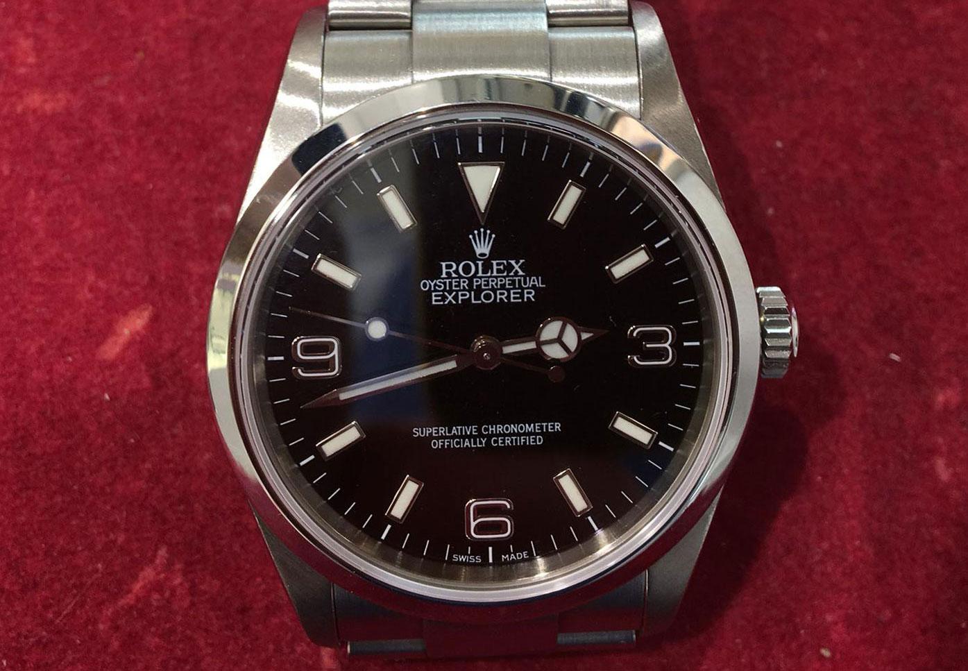 Rolex Explorer Usati Firenze: La storia di questo orologio, dall'Everest e oltre
